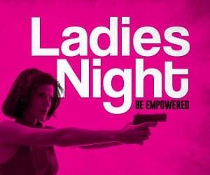 Promo for Ladies Night at Centennial Gun Club event