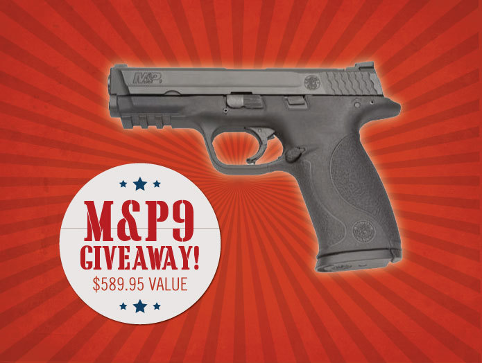 Patriot Days Smith & Wesson M&P 9 Shield Giveaway Drawing