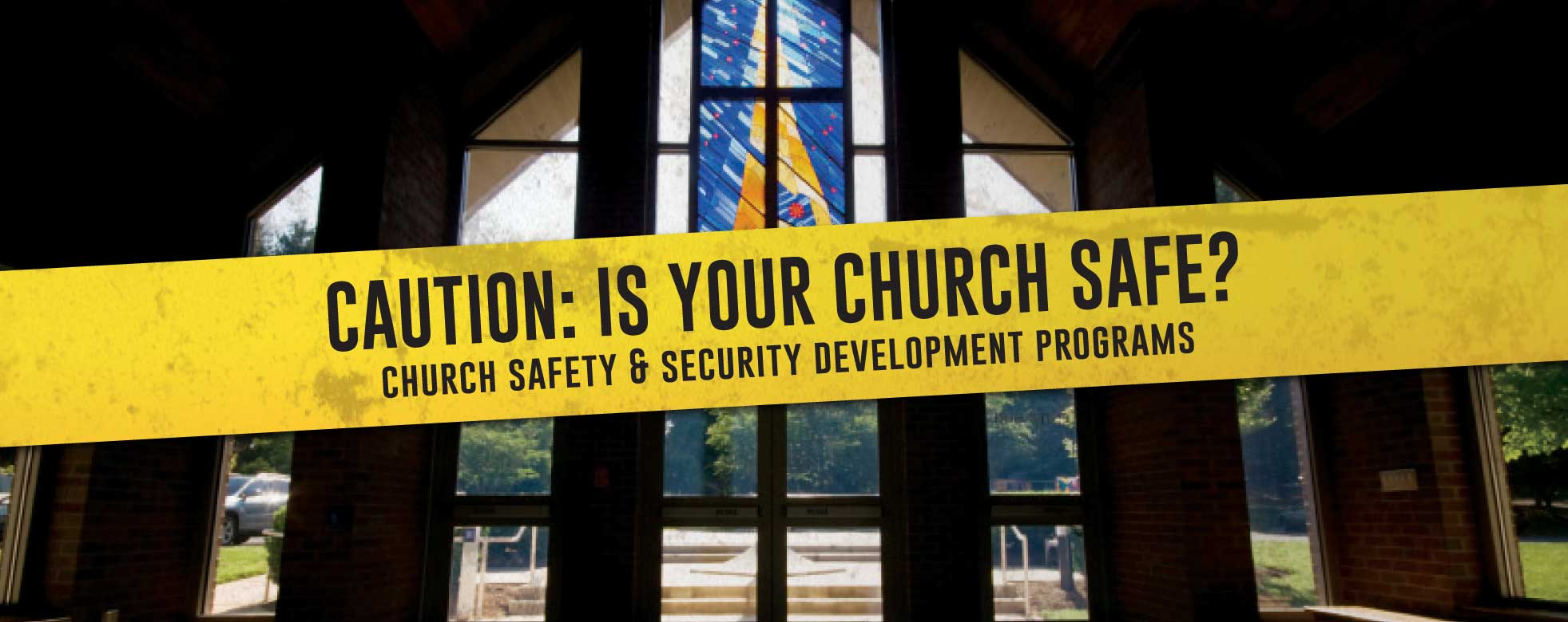 Church Safety Amp Security Development Program Centennial