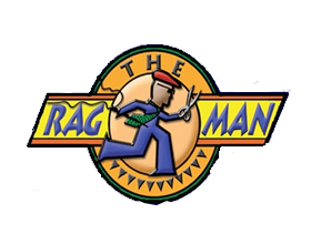 The Rag Man Promo Items