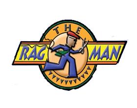 The Rag Man Promo Items