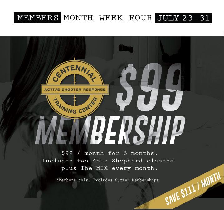 Member Month Week 2