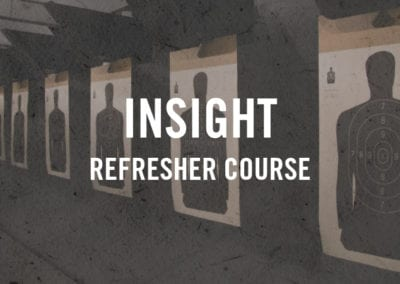 Insight Refresher Course