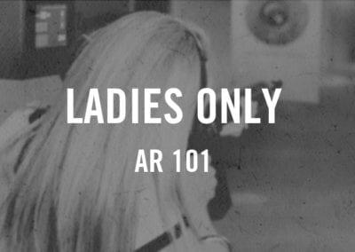 Ladies Only AR 101