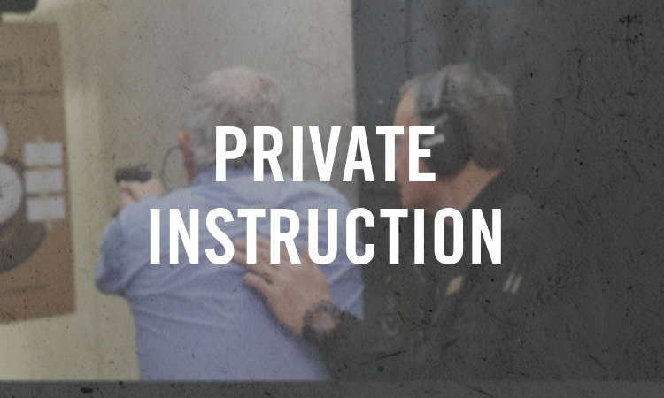 Private Instruction