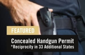 CGC Concealed Carry Permit feature image