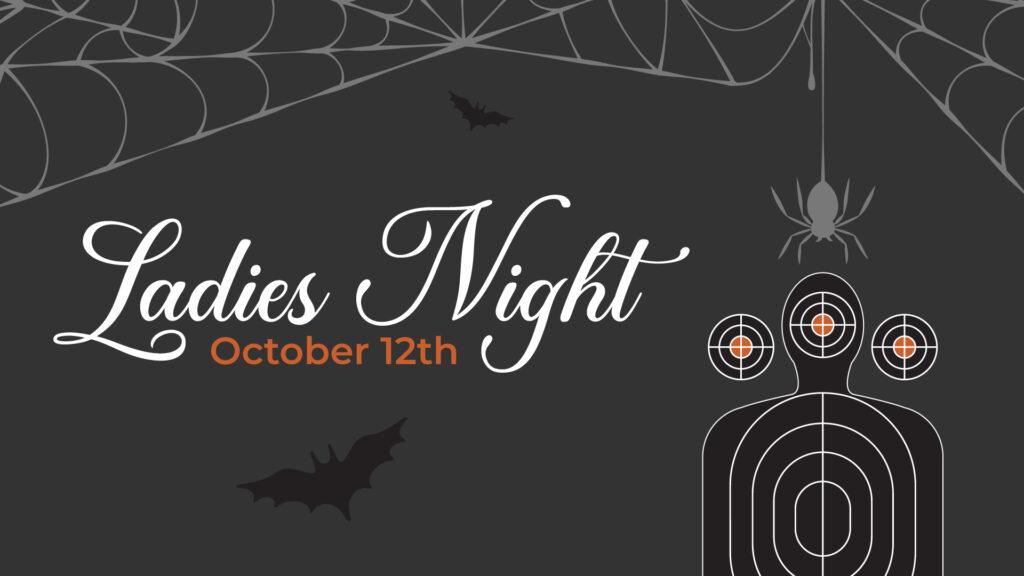 Ladies night, firearms, women, safety, shooting, guns, pistols